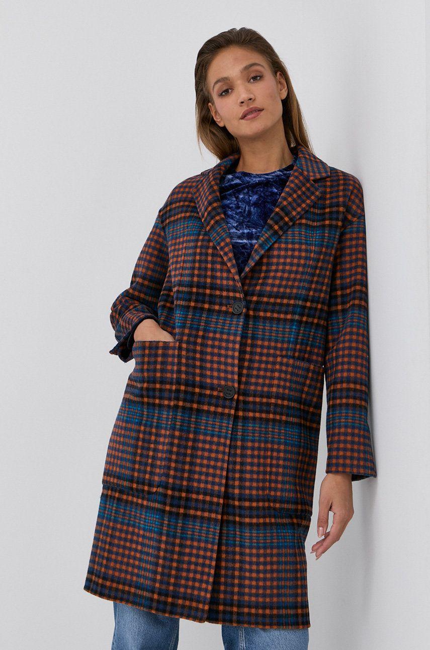 BIMBA Y LOLA - Palton de lana