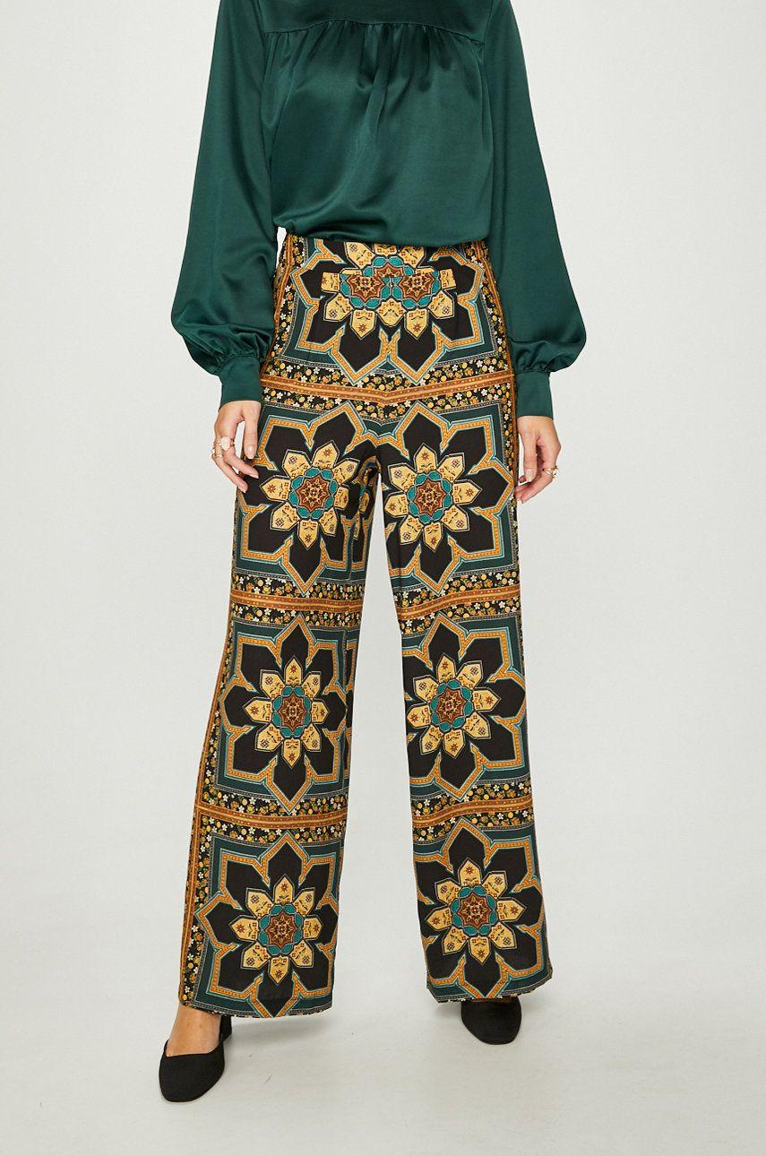 Answear - Pantaloni Heritage
