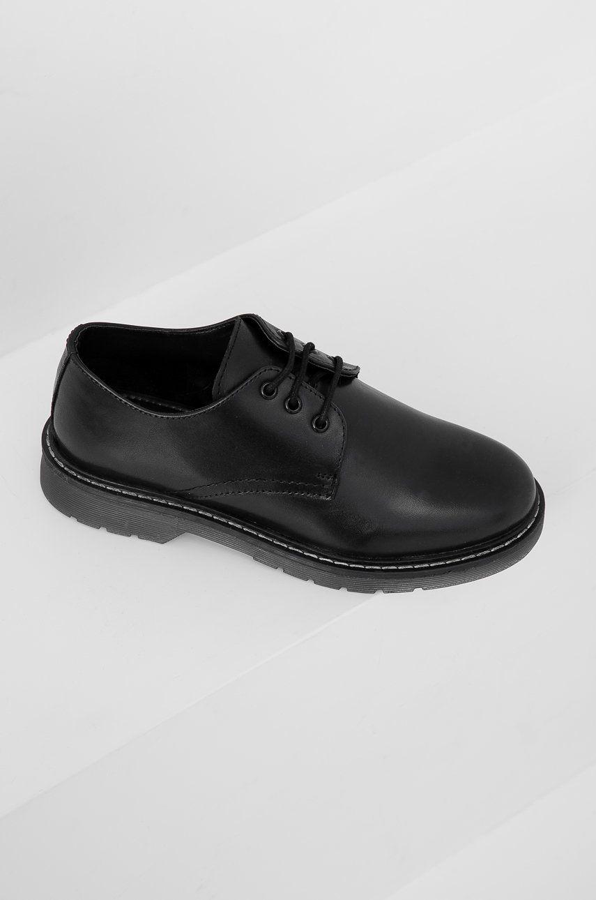 Answear Lab - Pantofi de piele