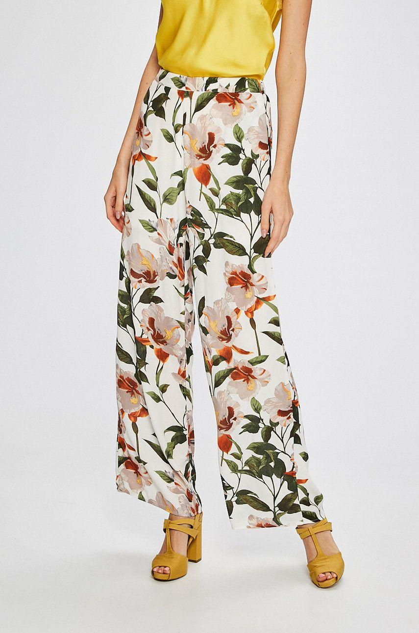 Imagine Answear  - Pantaloni Bianca