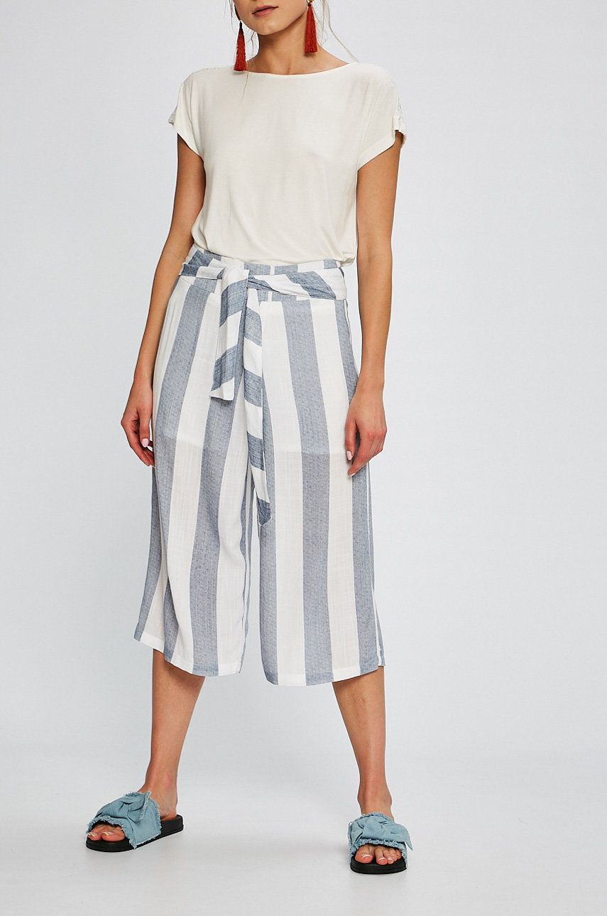 Answear - Pantaloni Stripes Vibes