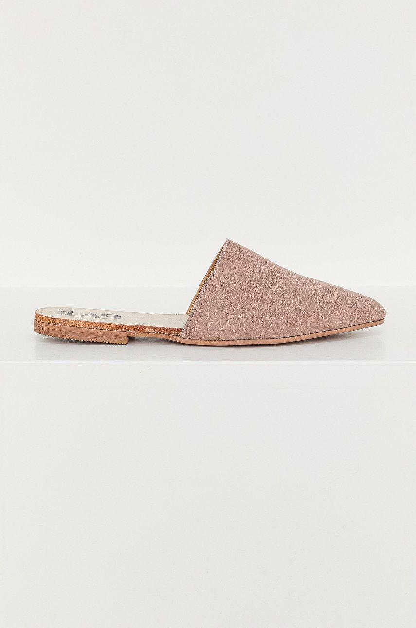 Answear Lab - Papuci din piele
