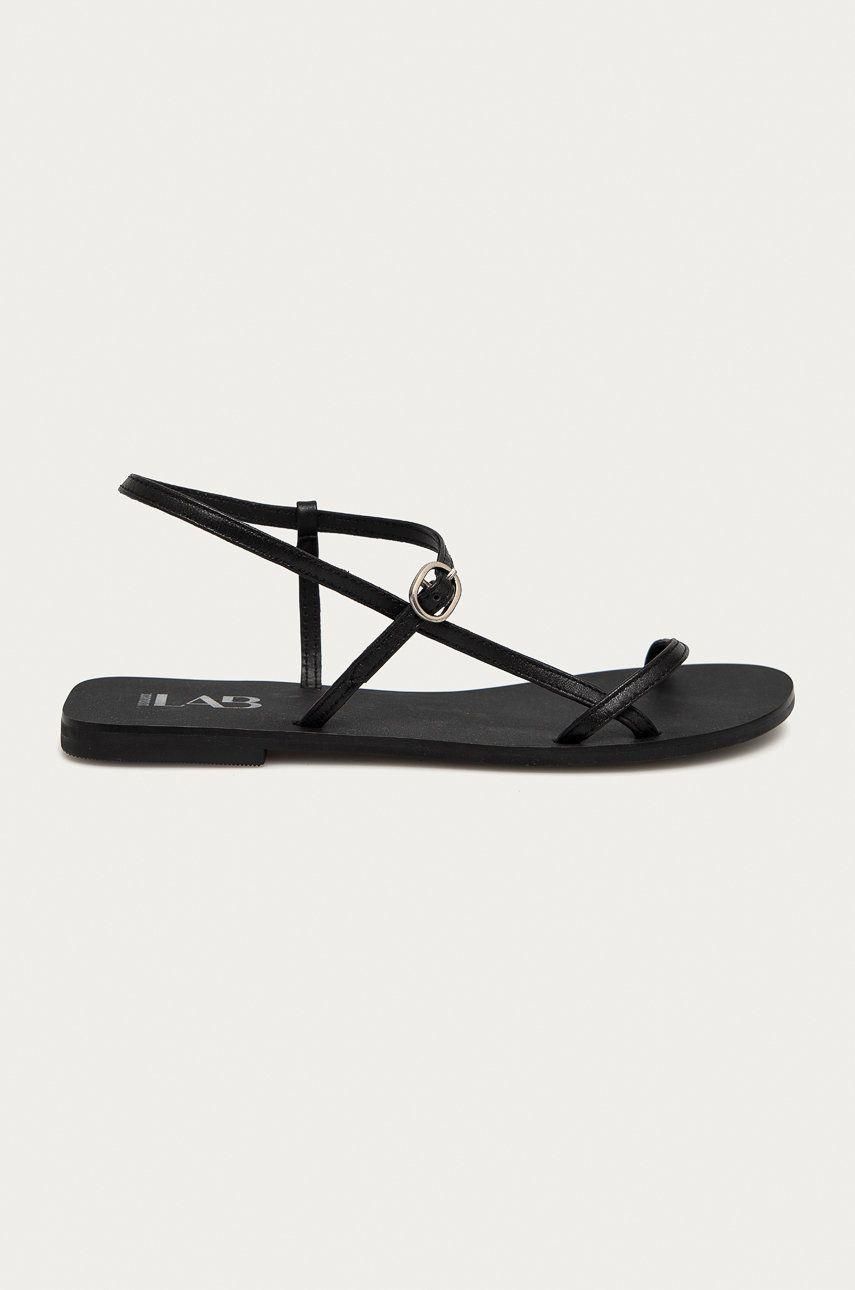 Answear Lab - Sandale de piele din colectia aniversara