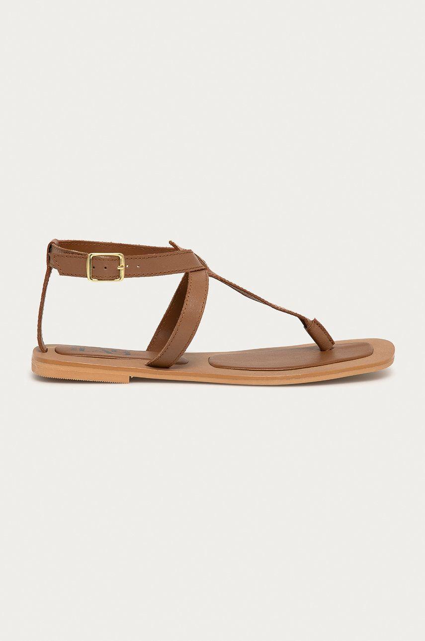 Answear Lab - Sandale de piele
