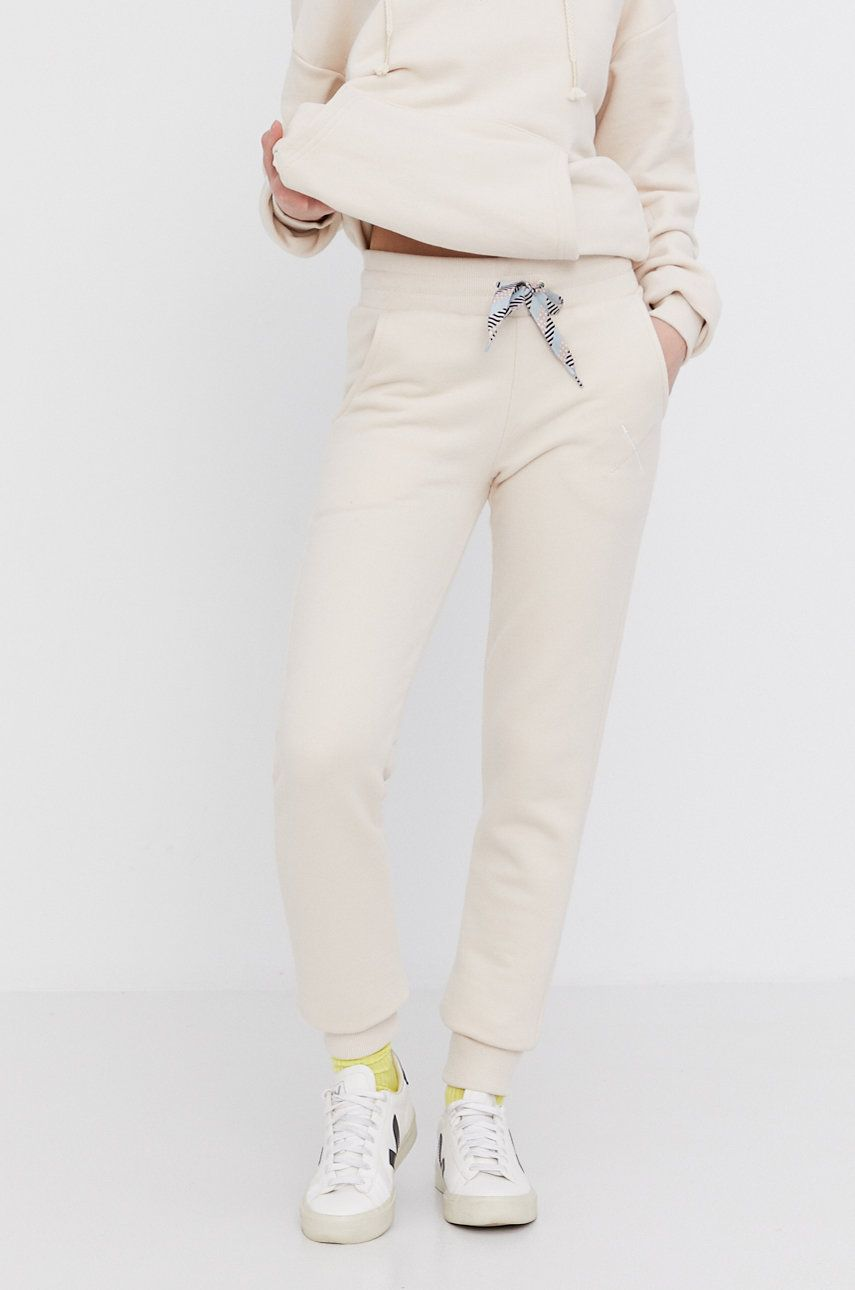 Answear Lab - Pantaloni Natural Flow