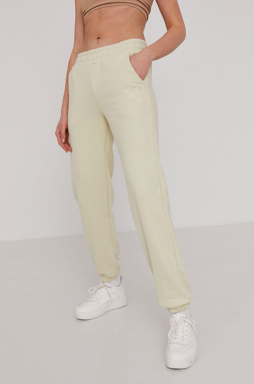 Answear Lab - Pantaloni Natural Flow