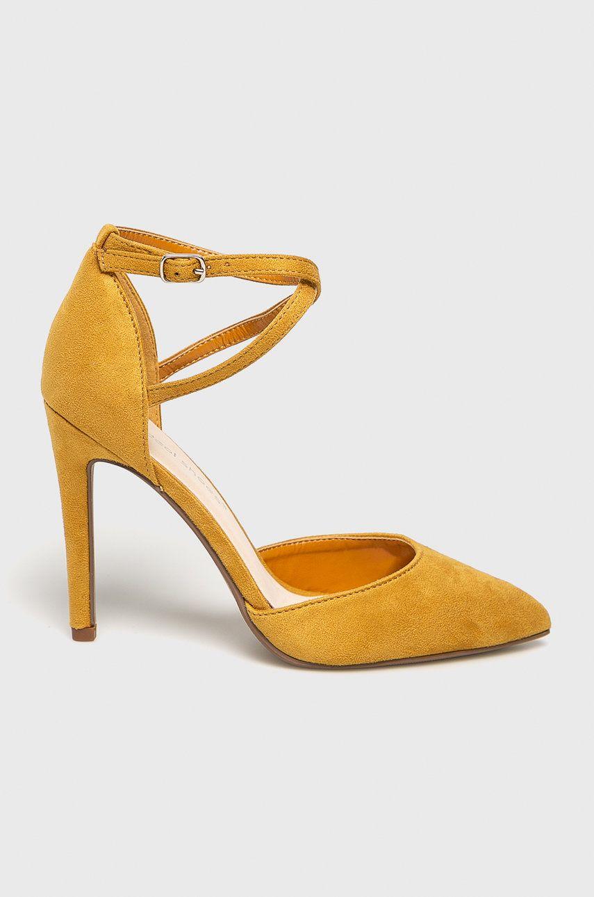 Answear - Pantofi cu toc Ideal Shoes