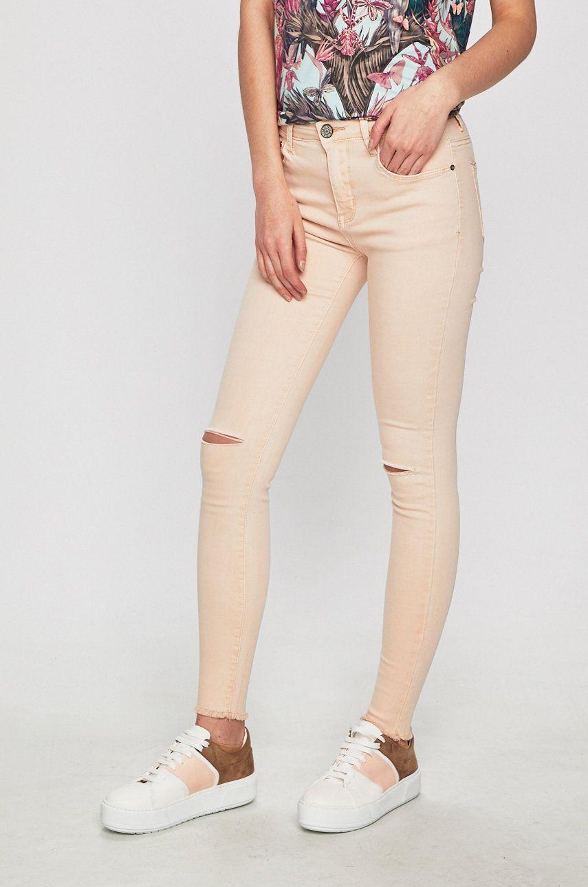 Answear - Pantaloni Secret Garden