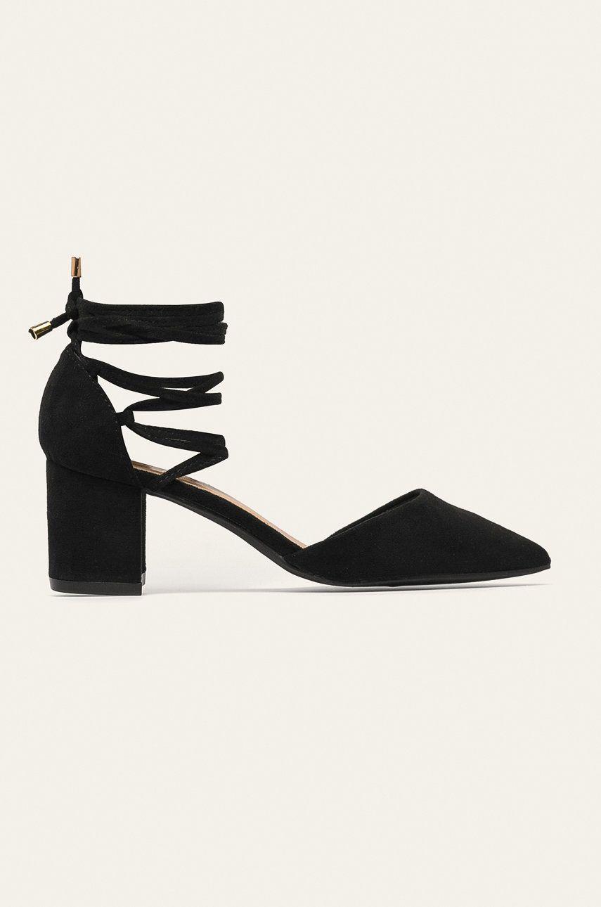 Answear - Pantofi de piele