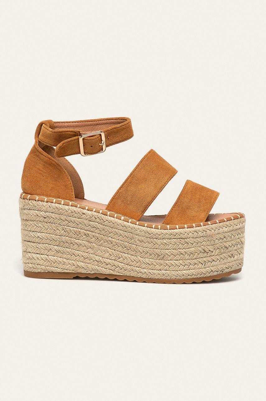 Answear - Sandale Ideal Shoes