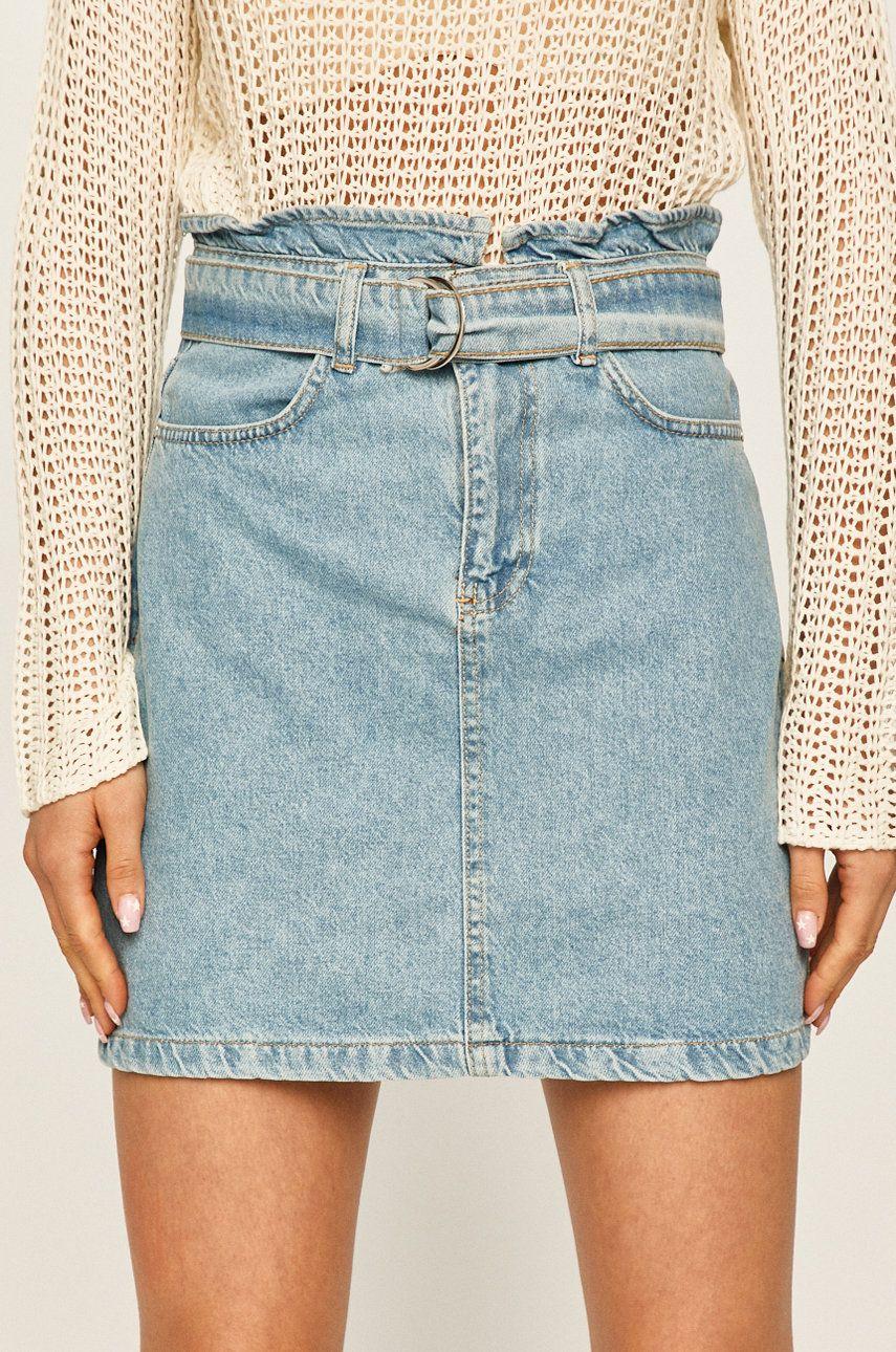 Answear - Fusta jeans answear.ro