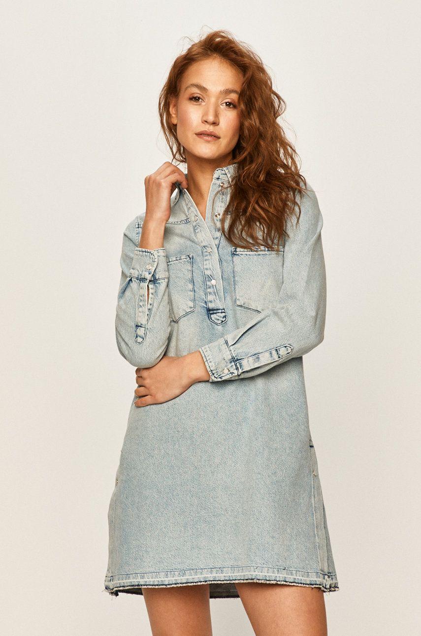 Answear - Rochie jeans