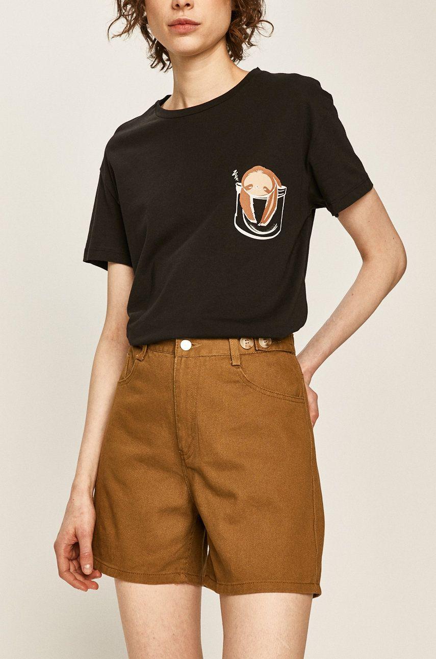 Imagine Answear  - Pantaloni Scurti Jeans