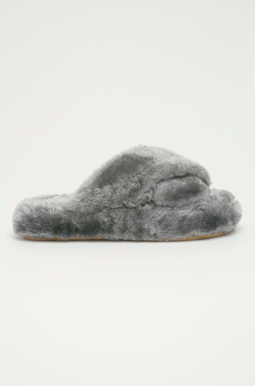 Answear Lab - Papuci de casa poza answear