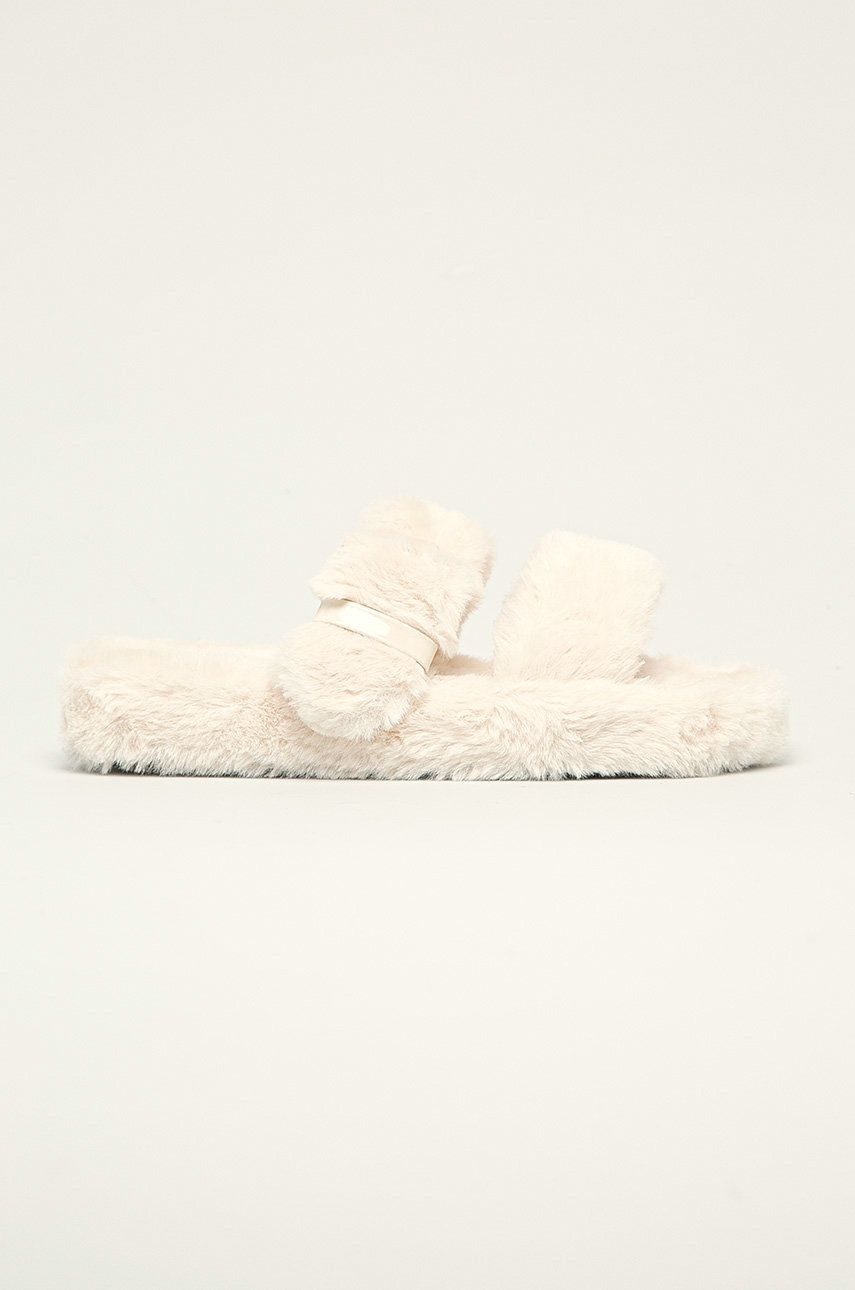 Answear Lab - Papuci de casa Sweet Shoes imagine answear.ro