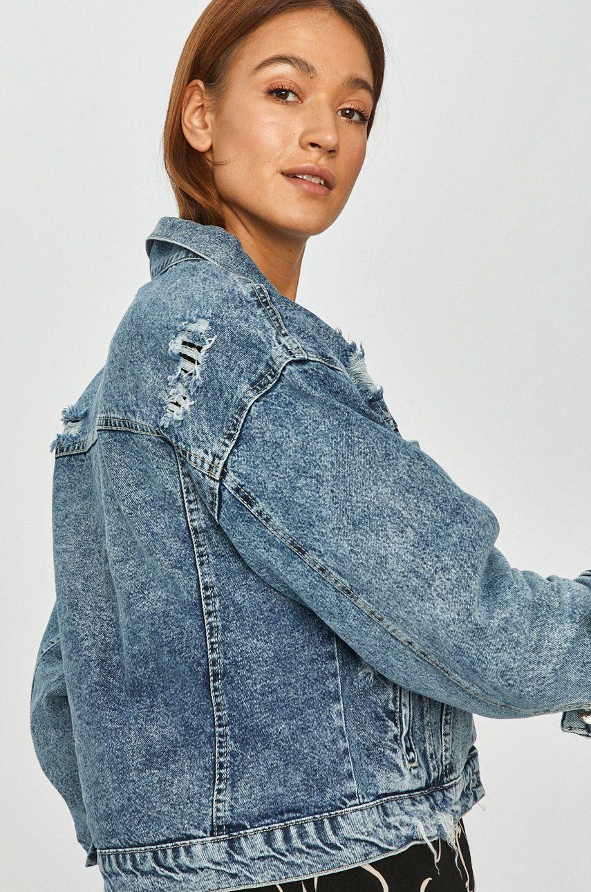 Answear Lab - Geaca jeans imagine