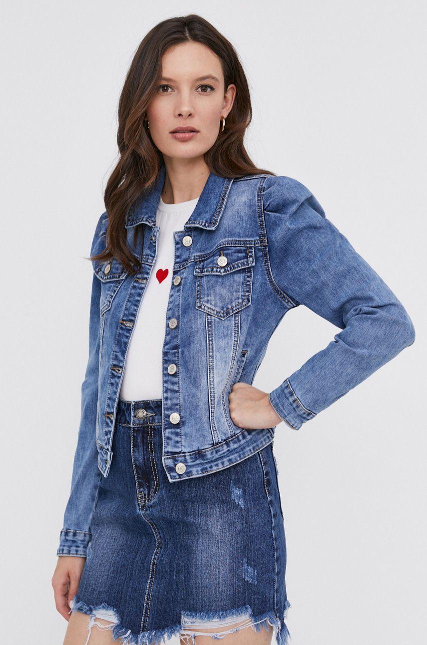 Answear Lab - Geaca jeans