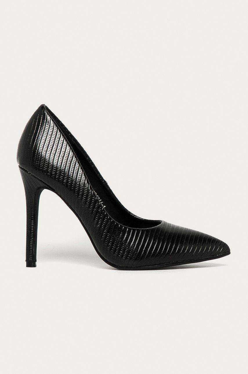 Answear Lab - Pantofi cu toc Tulipano imagine