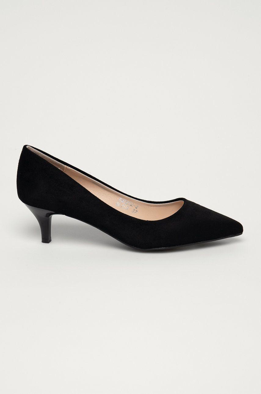 Answear Lab - Pantofi cu toc Fama answear.ro