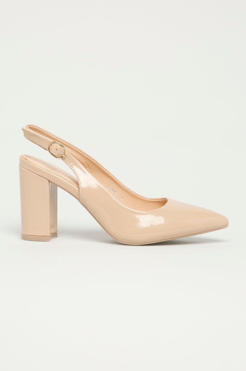 Answear Lab - Pantofi cu toc QH