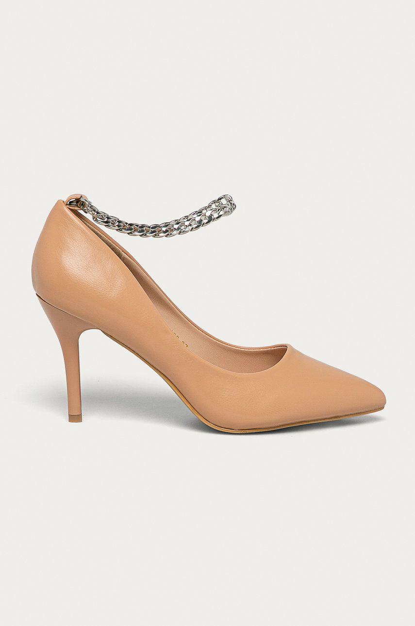 Answear Lab - Pantofi cu toc Buonarotti poza answear