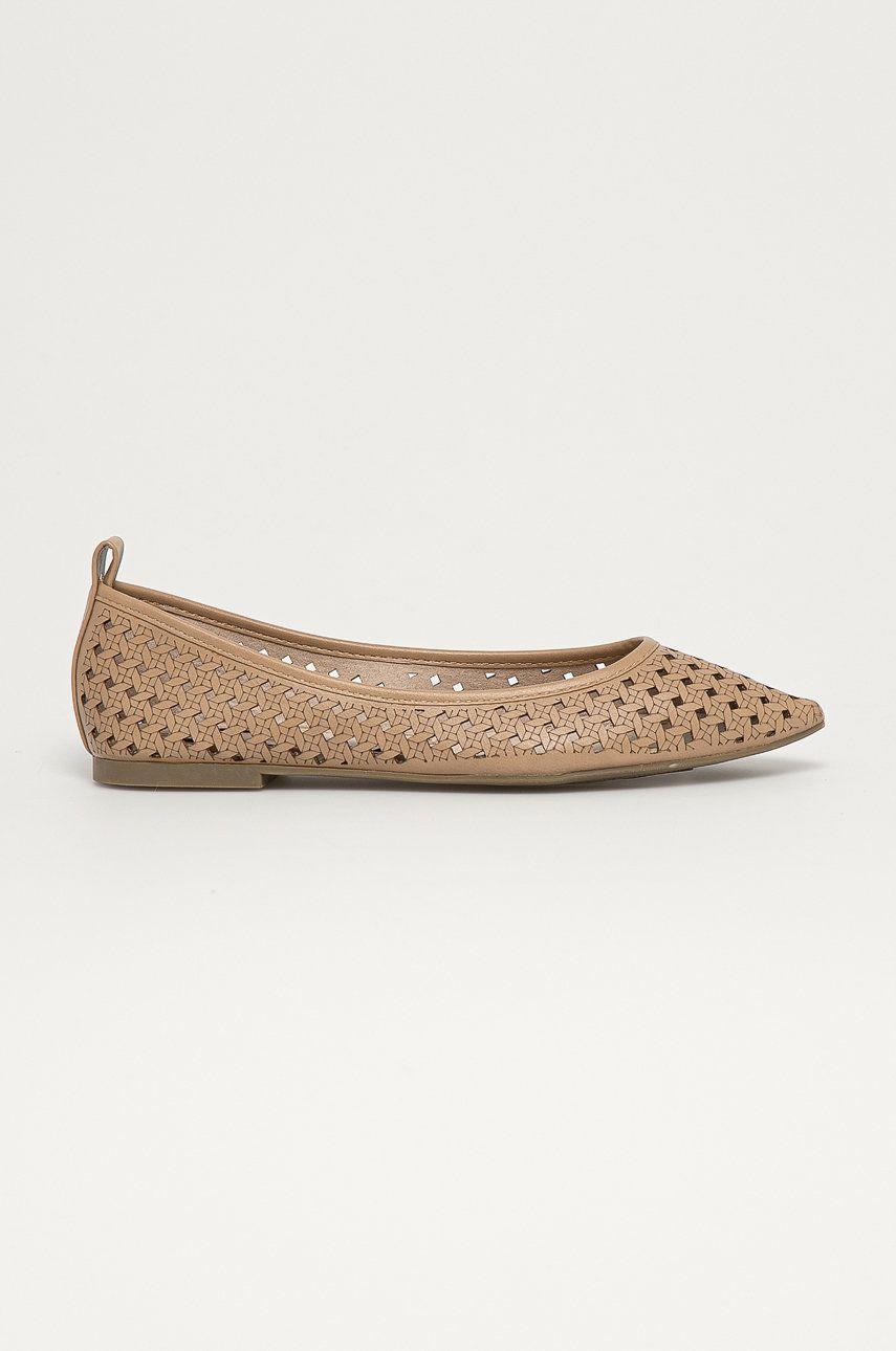 Balerini dama Answear Lab  bej