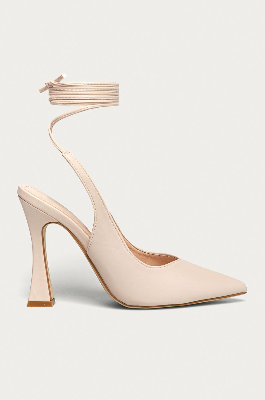 Answear Lab - Pantofi cu toc Sweet Shoes