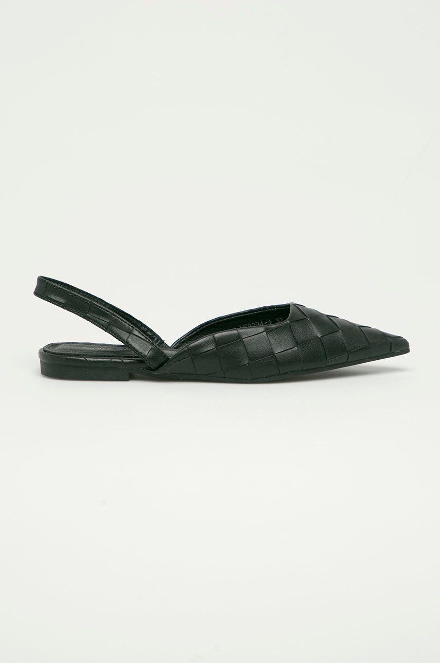 Balerini dama Answear Lab Sweet Shoes negri