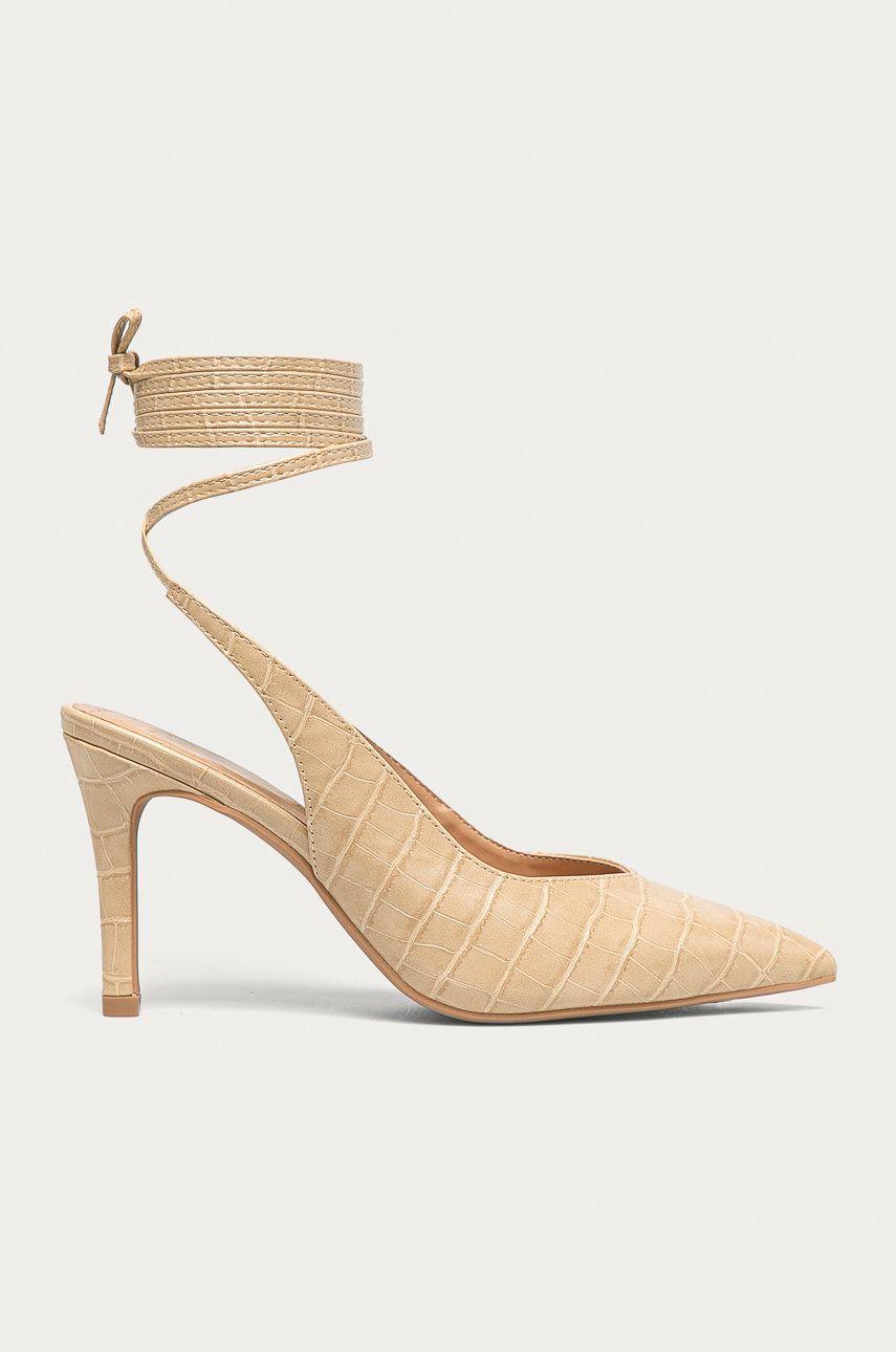 Answear Lab - Pantofi cu toc Miranda answear.ro