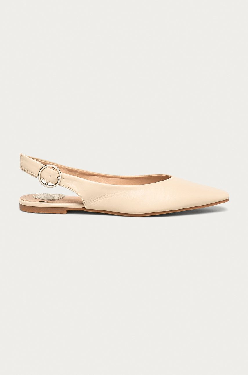 Balerini dama Answear Lab Woman Key bej