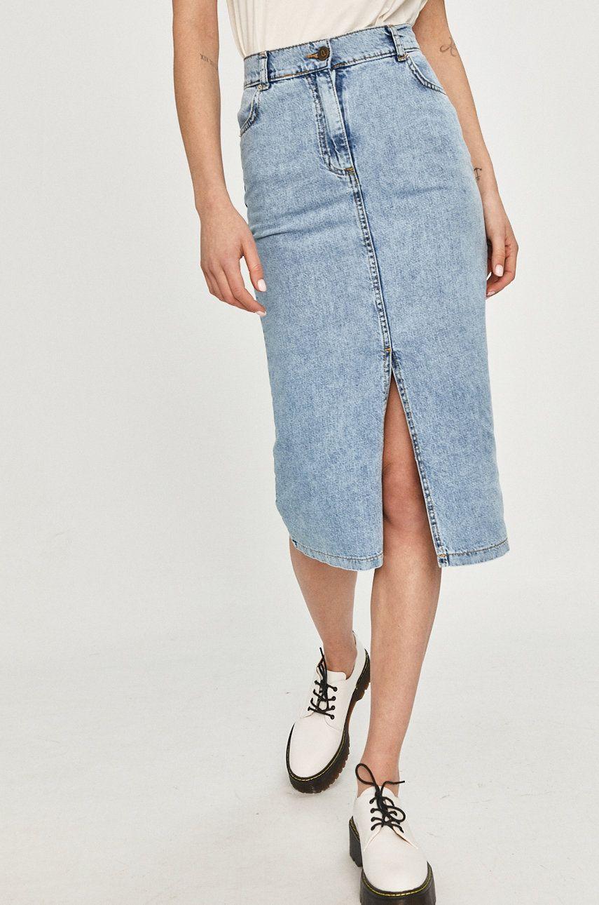 Answear Lab - Fusta jeans