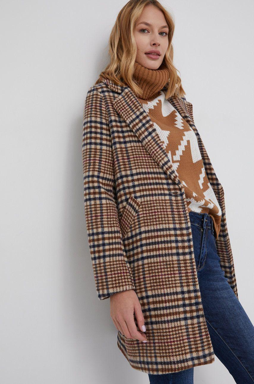 Answear Lab - Palton de lana