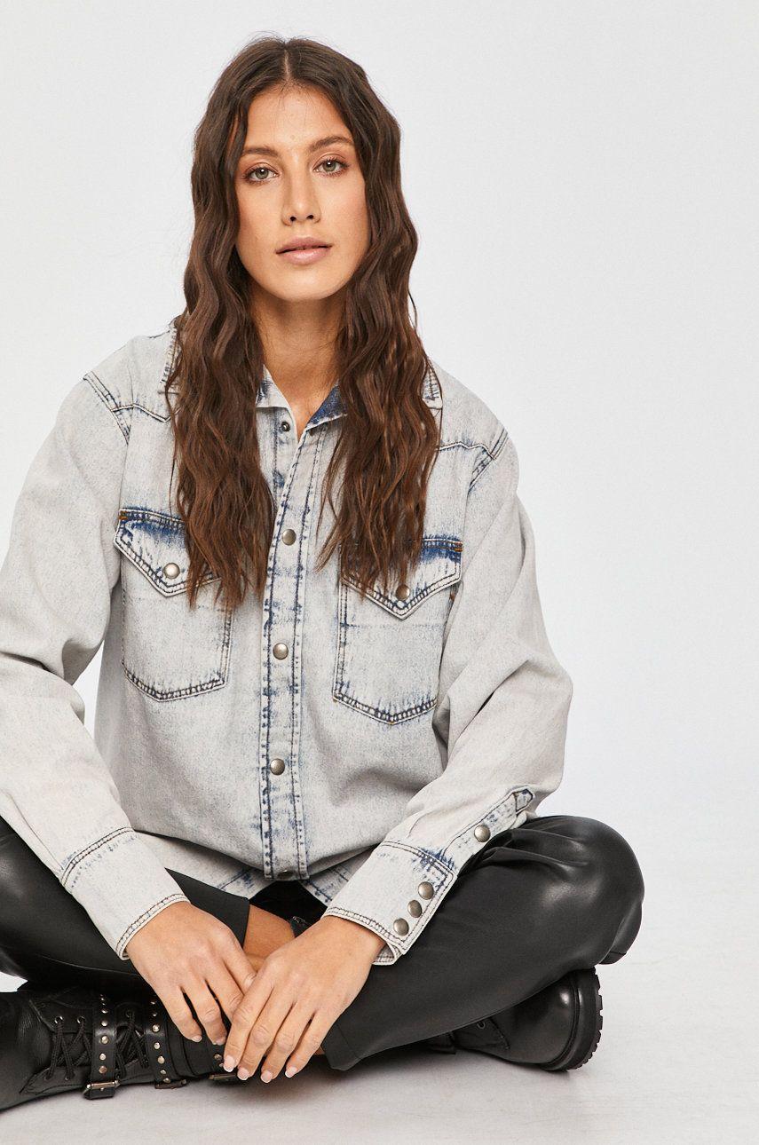 Answear - Camasa jeans Answear Lab