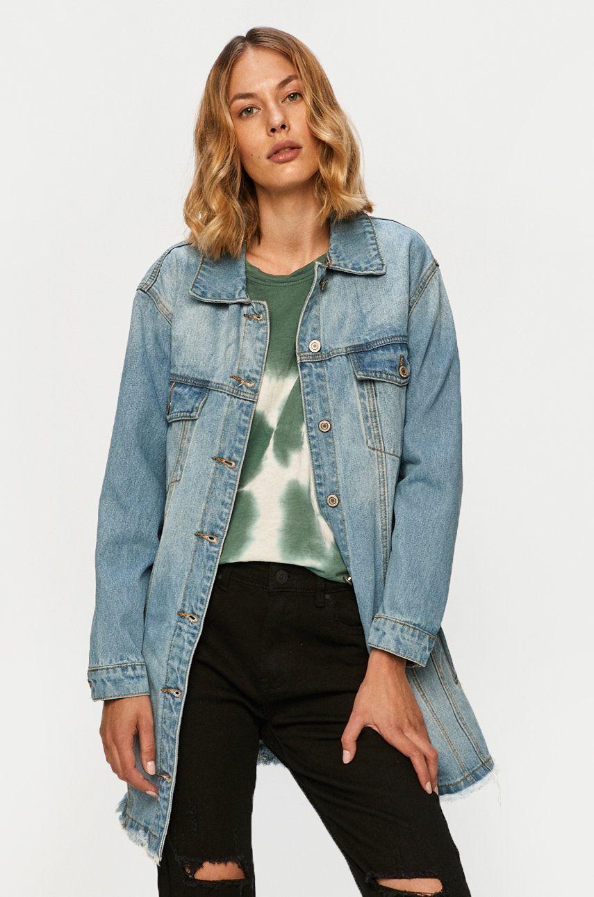 Answear - Geaca jeans Answear Lab