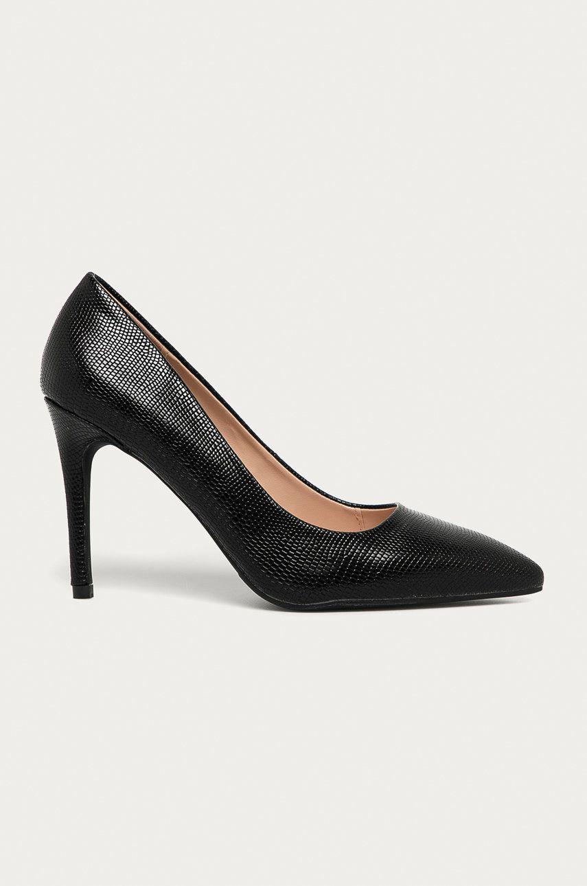 Answear - Pantofi cu toc Verablum imagine answear.ro