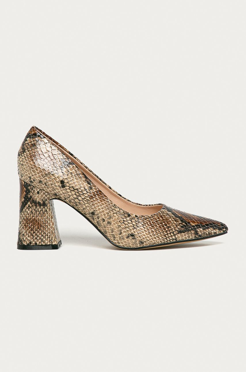 Answear Lab - Pantofi cu toc Moov