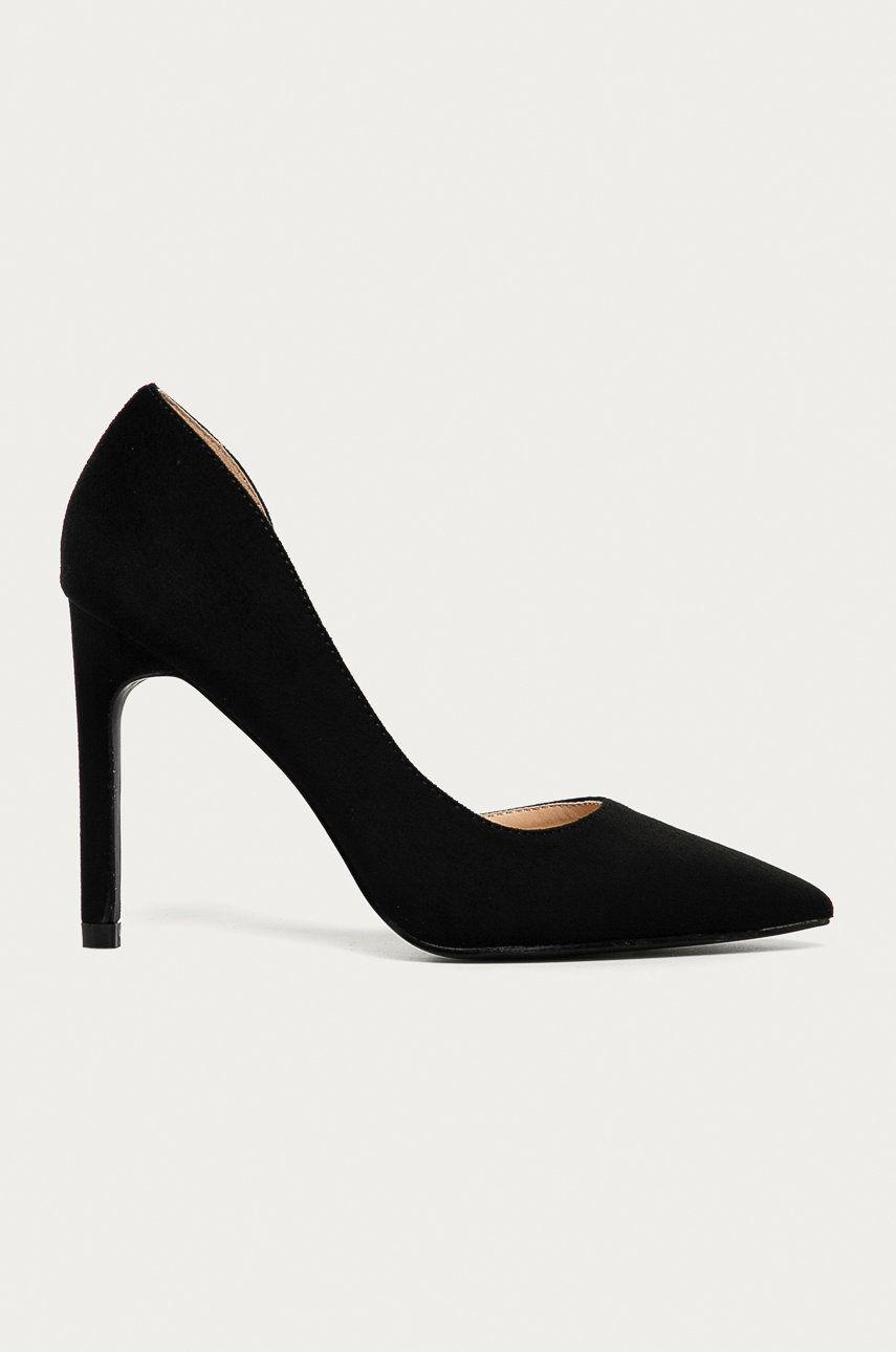 Answear Lab - Pantofi cu toc Tulipano poza answear