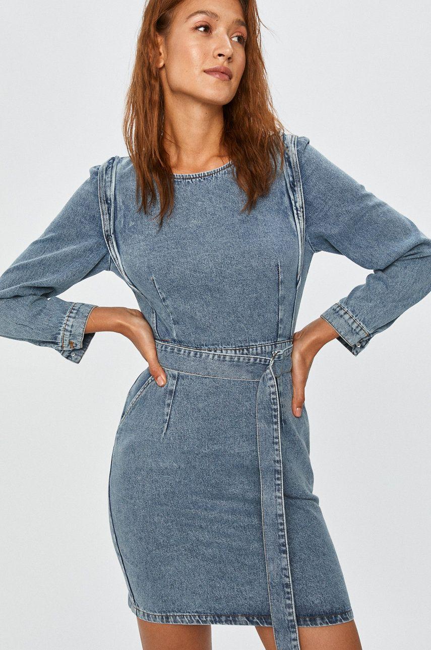 Answear Lab - Rochie jeans