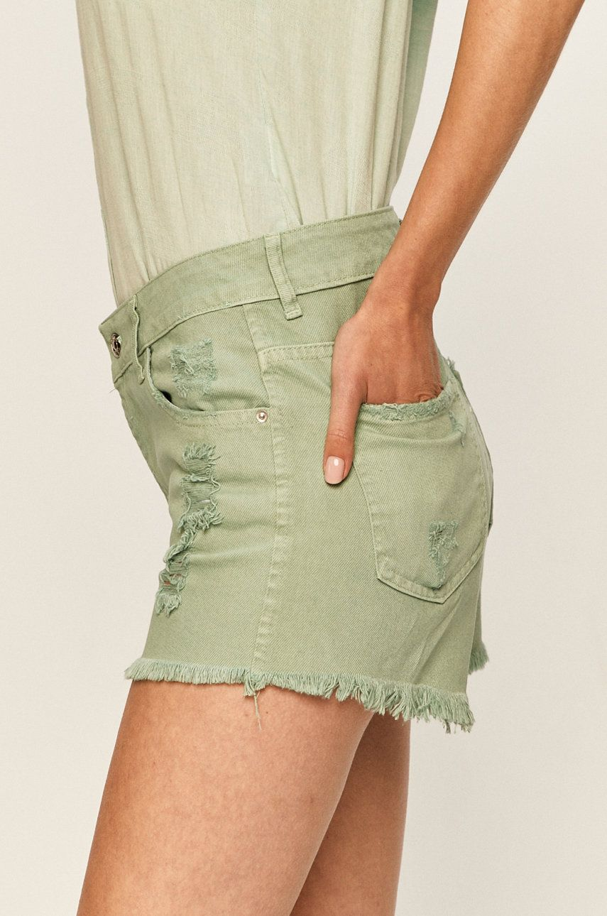 Answear - Pantaloni scurti jeans poza answear