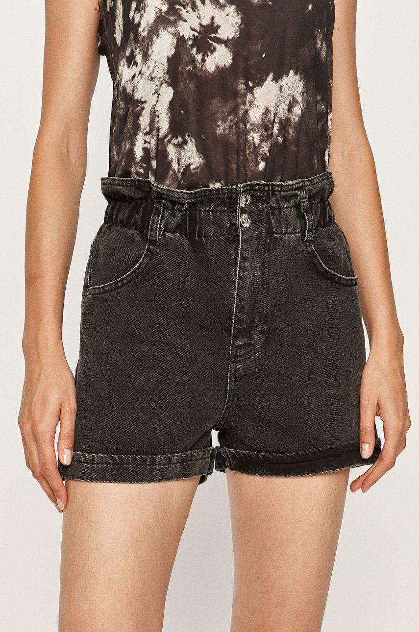 Answear - Pantaloni scurti jeans Answear Lab