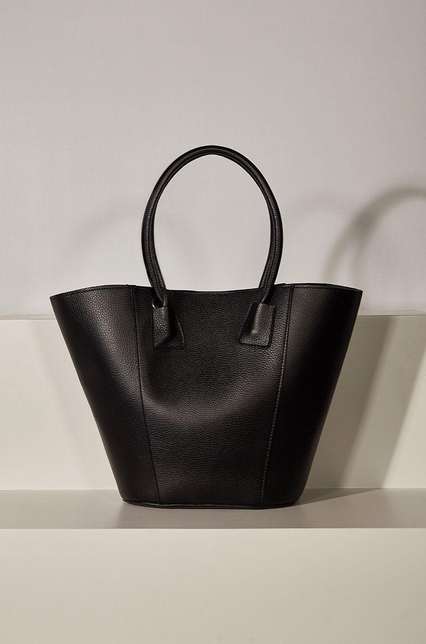 Answear - Poseta de piele answear.LAB limited collection imagine