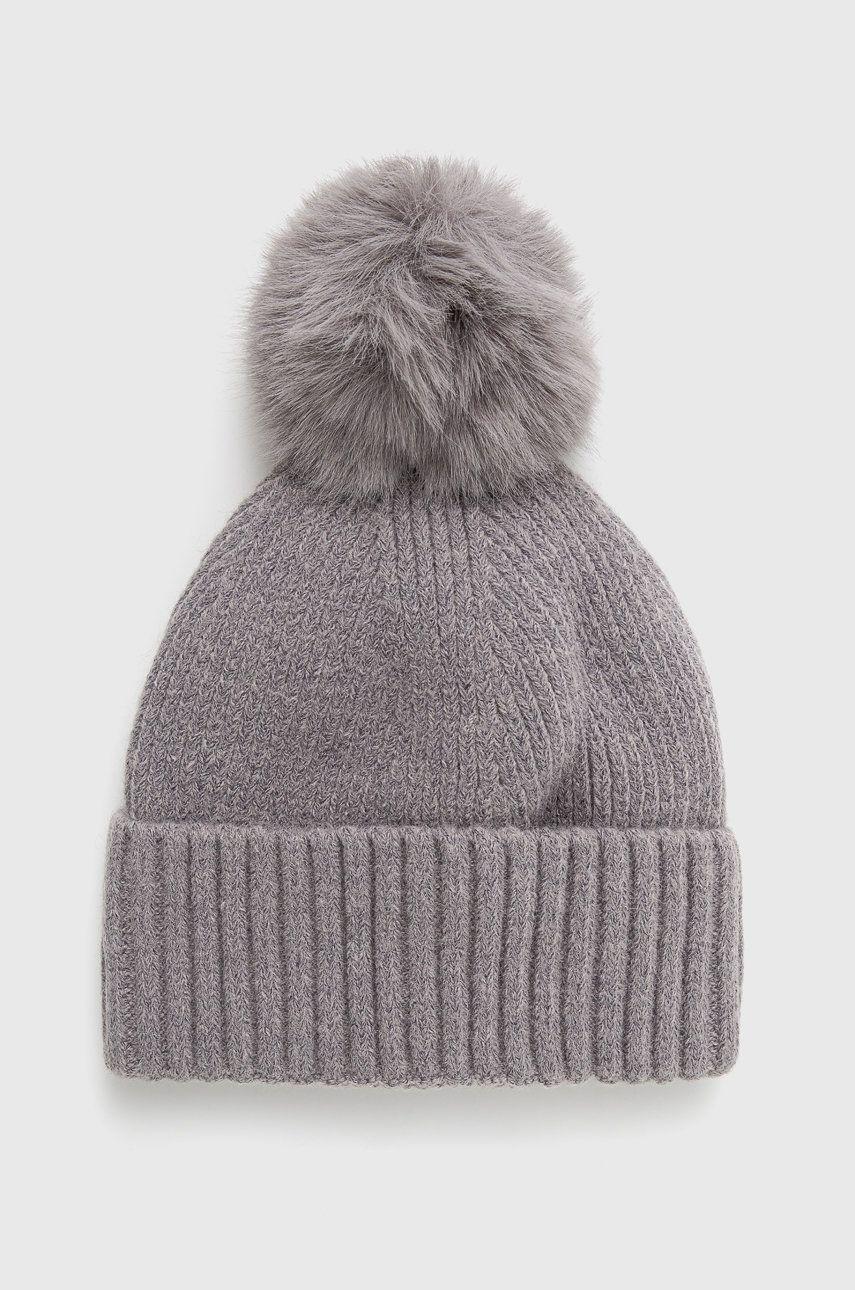 Answear Lab - Caciula din amestec de lana