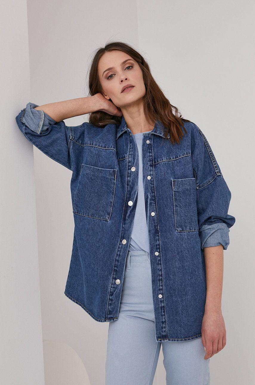 Answear Lab - Koszula jeansowa