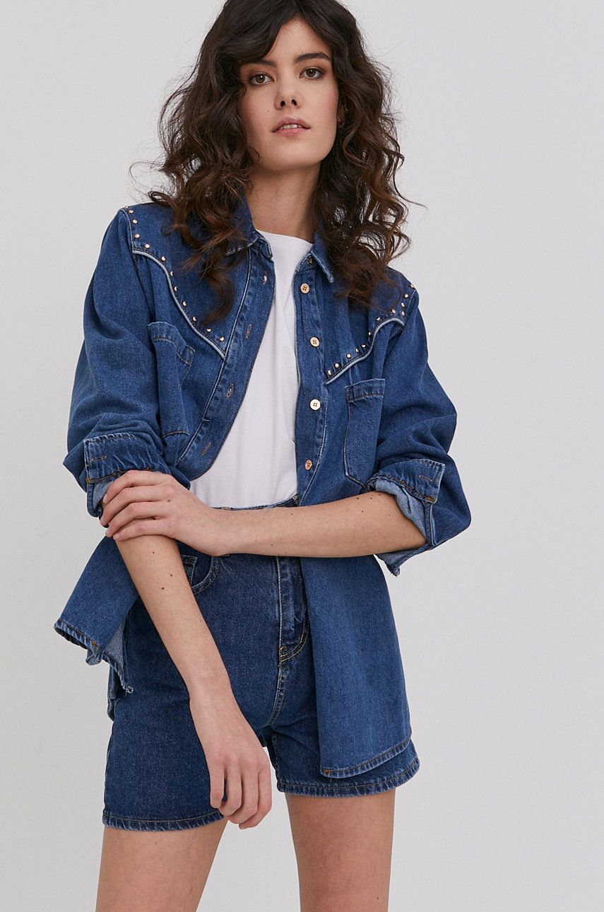 Answear Lab - Camasa jeans