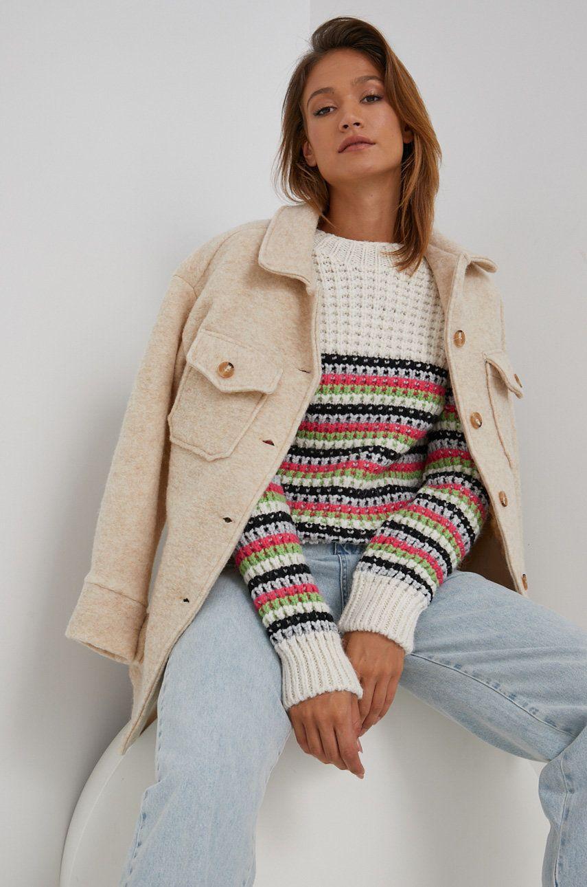 Answear Lab - Geaca de lana