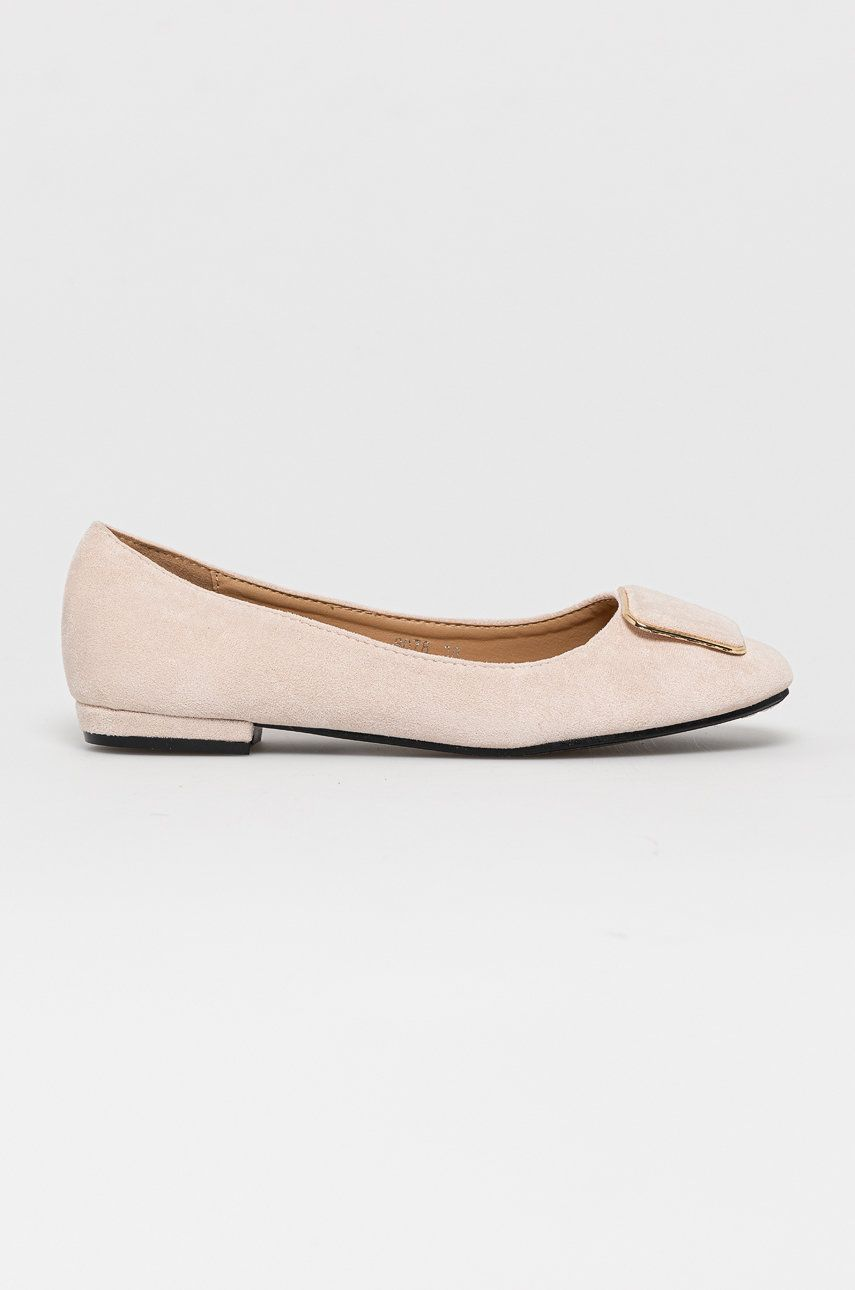 Balerini dama Answear Lab Sunsea bej