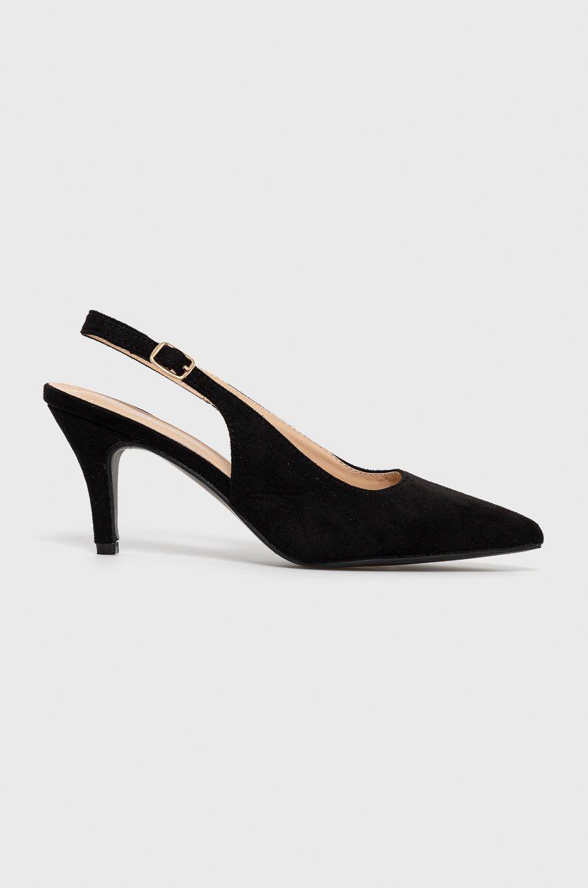 Answear Lab - Pantofi cu toc Mannika