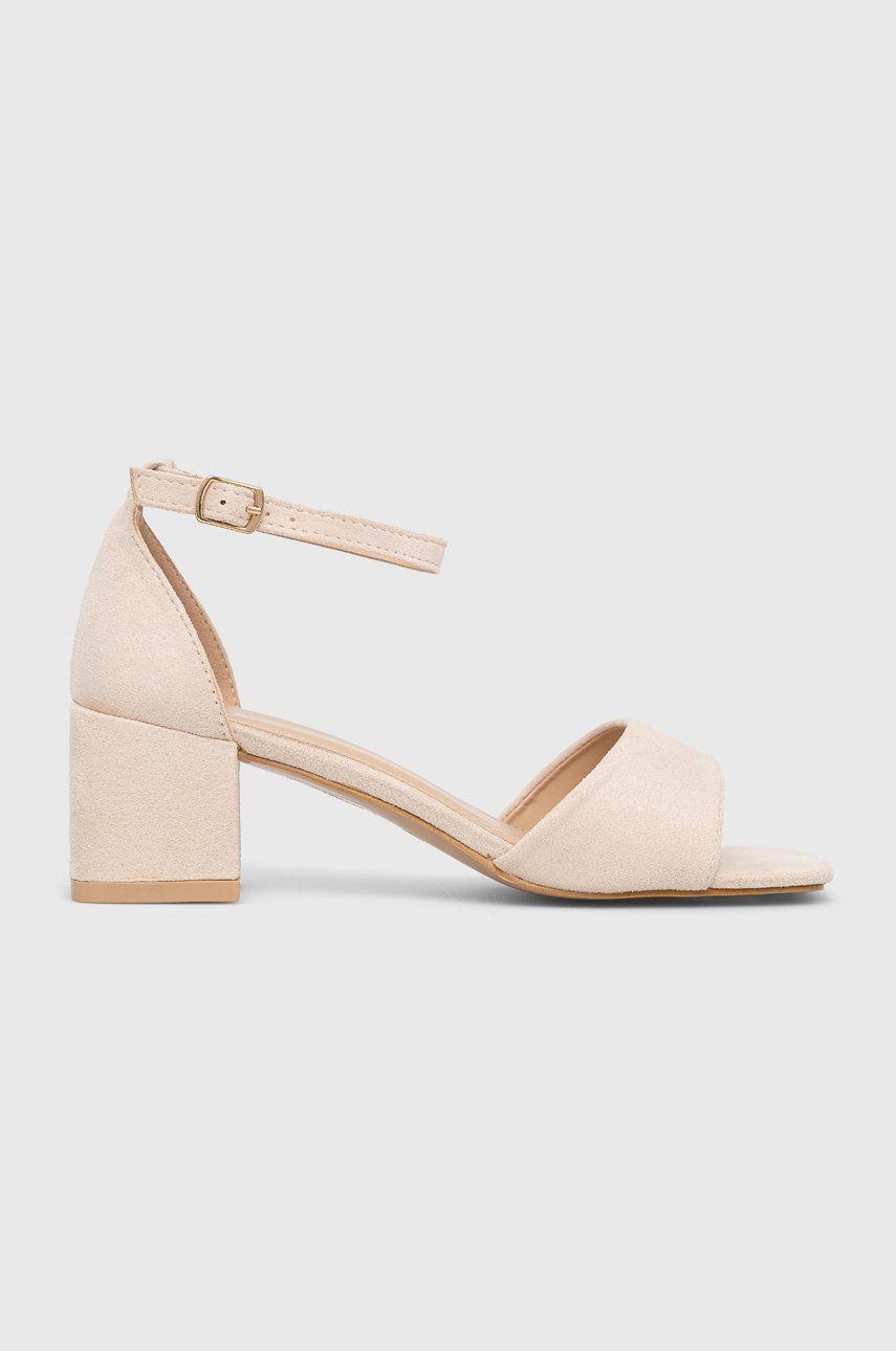Answear Lab - Pantofi cu toc IDEAL SHOES