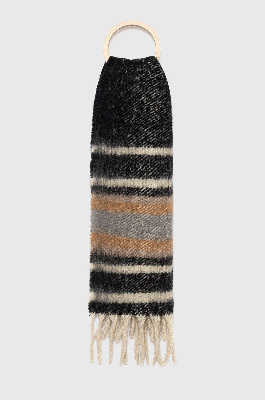 Answear Lab - Esarfa de lana