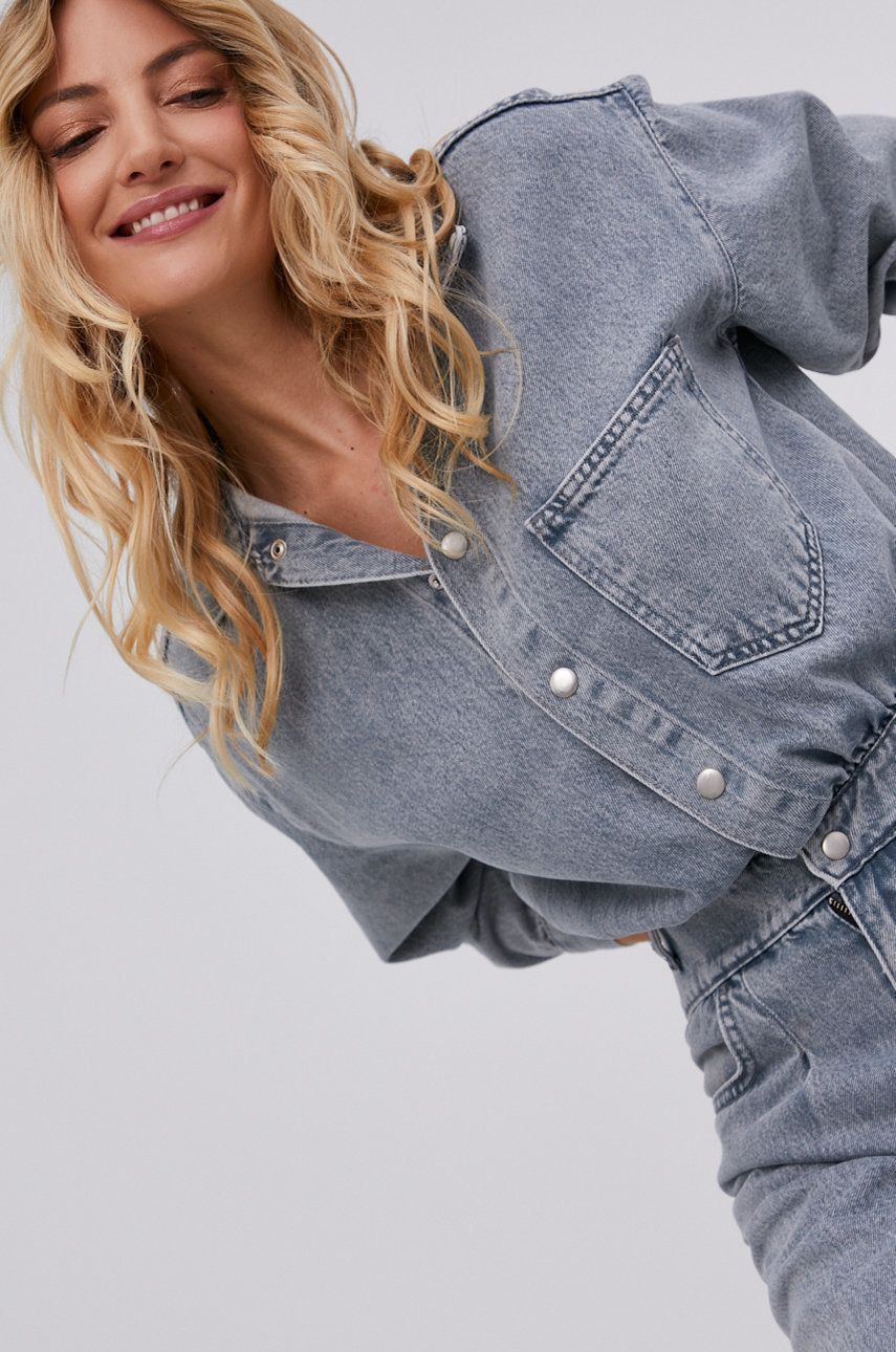 Answear Lab - Salopeta jeans